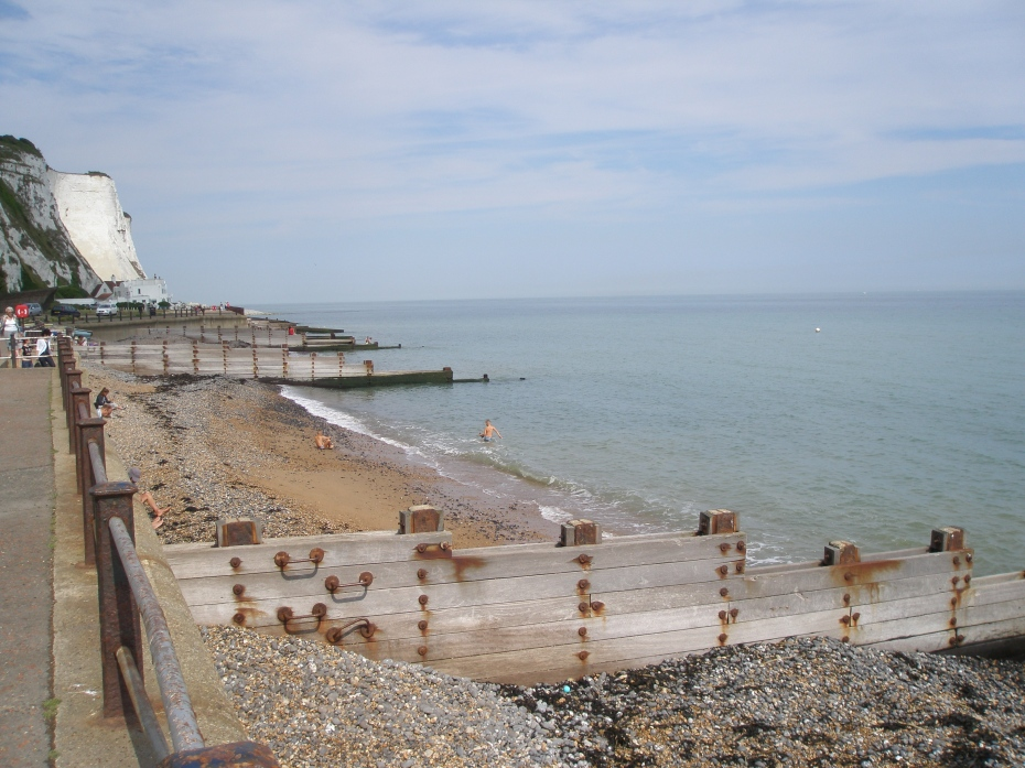 A closer look at the Groynes