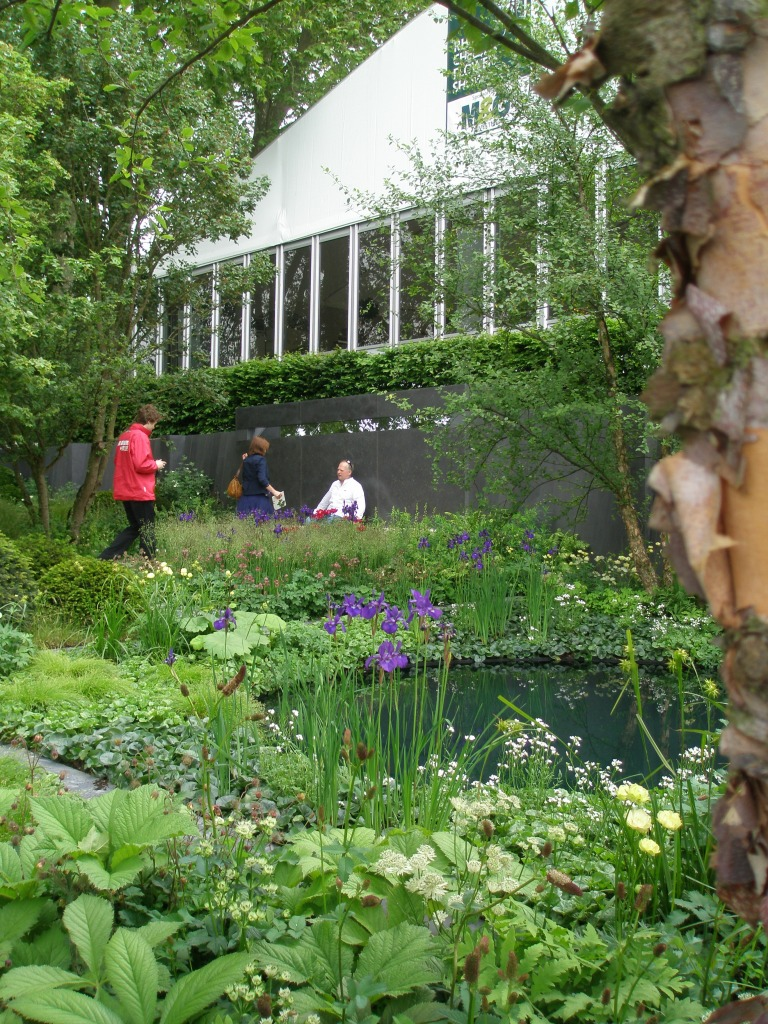 The Chelsea Flower Show Of 2014 Contemplating The Biggest