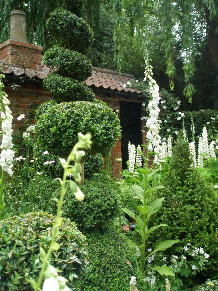 The Topiarist Garden