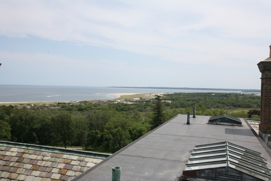 View of Crane Beach, to the southeast.