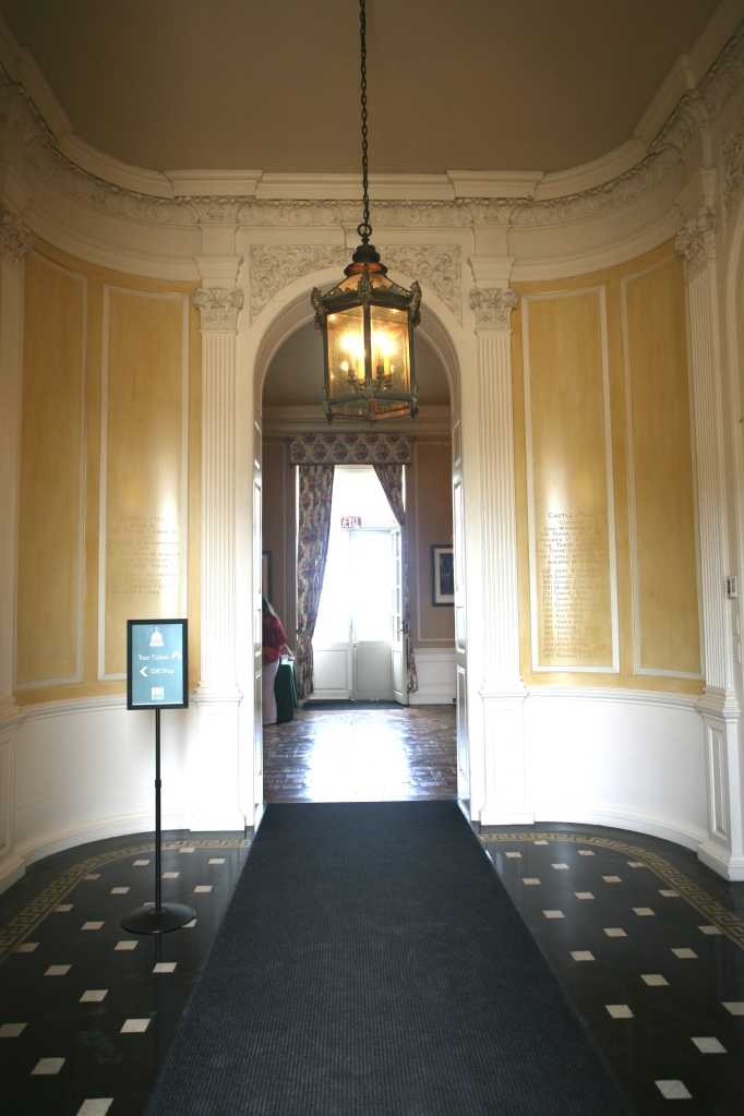 Reception Foyer