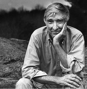 Author John Updike was Ipswich's most famous resident, from 1957 to 1974.