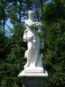 A West-Side Goddess
