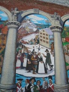 Painted Pilgrims