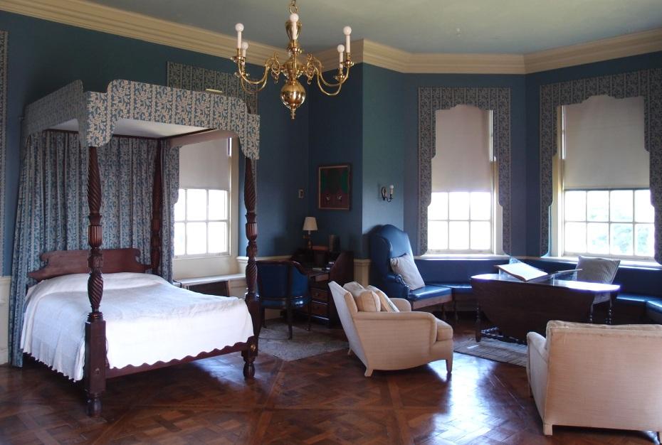 Cornelius Crane's bedroom