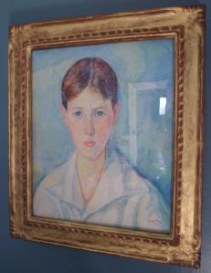 Portrait of Cornelius Crane, as a boy.