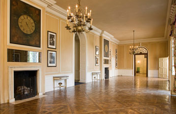 The Gallery, when empty. Image courtesy of the Trustees of Reservations.