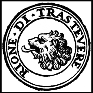 The Emblem of Trastevere