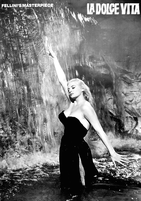 Movie Poster for LA DOLCE VITA