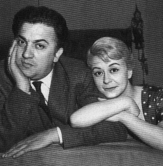 Federico Fellini and Giulietta Masina were married for 50 years, and lived for much of that time on Via Margutta.