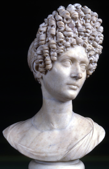 Fonseca. Sculpted at the beginning of the 2nd century AD. Image courtesy of the Capitoline Museum.