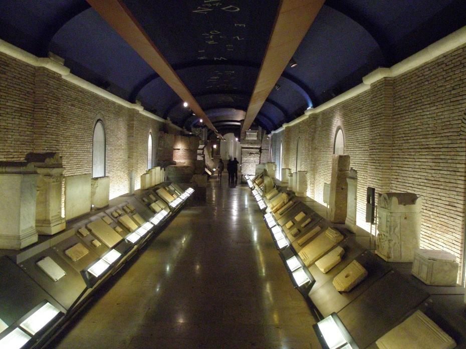 The Galleria Lapidaria
