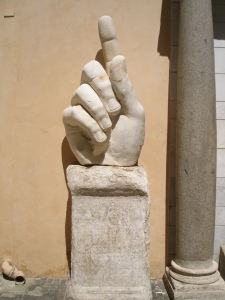 Constantine's Right Hand