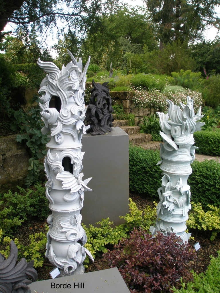A contemporary interpretation of Chimney Pots