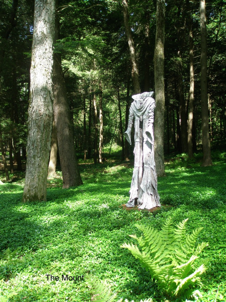 A spooky piece, in the Woodland Garden
