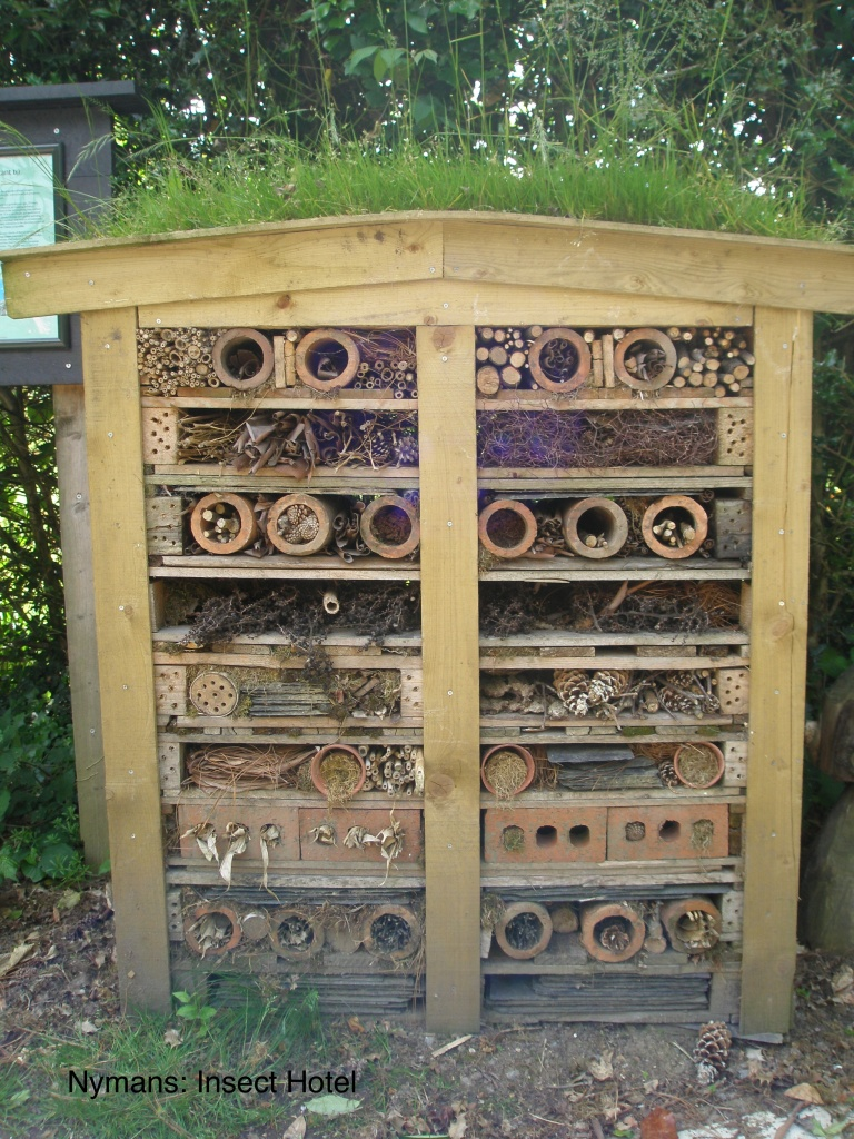 The Insect Hotel, at Nymans