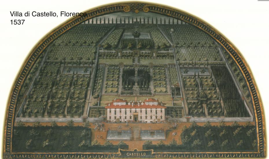 Villa di Castello, Florence, Italy