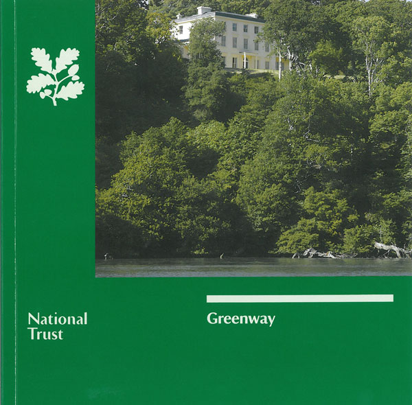 Greenway, on the River Dart. Image courtesy of The National Trust
