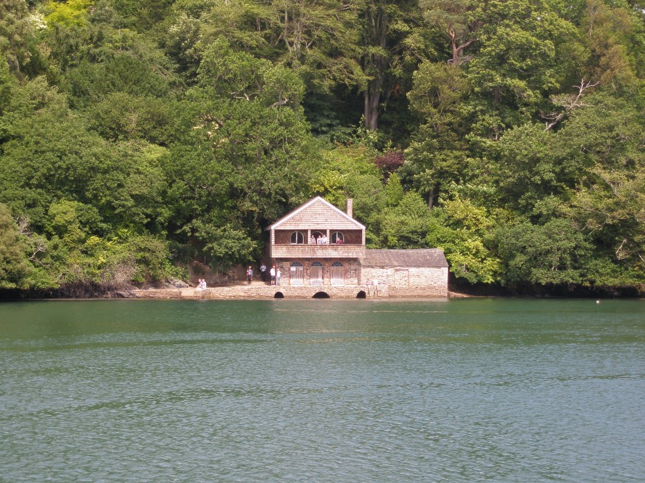 Greenway's Boat House