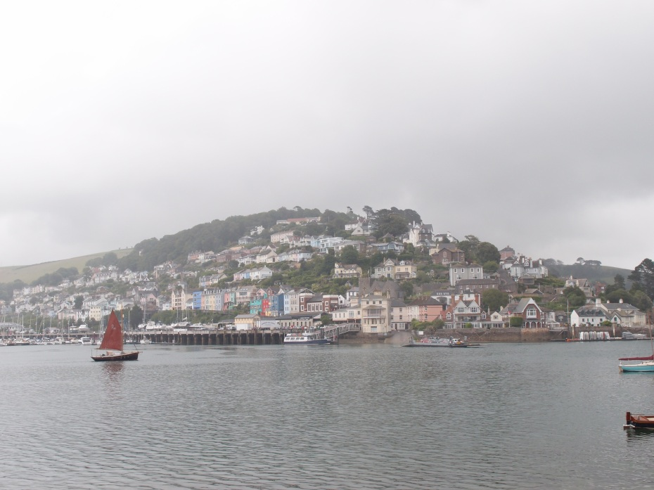 Kingswear, seen from Bayard's Cove