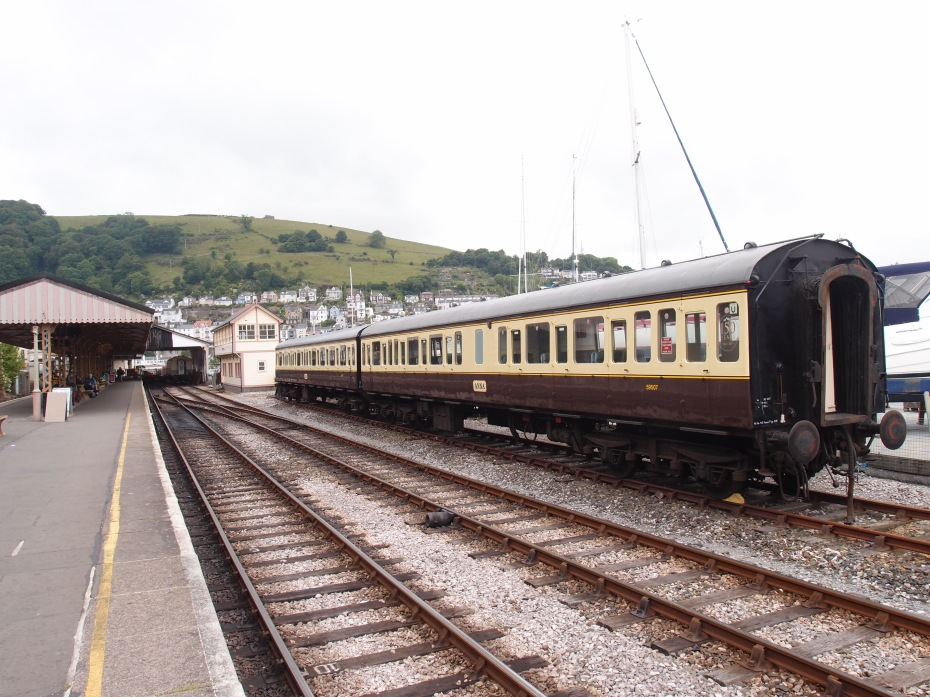 Kingswear Station