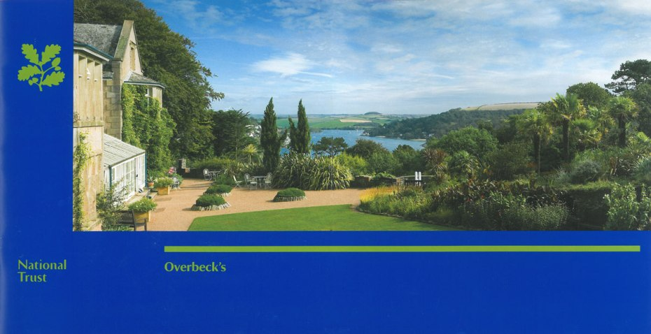 Overbeck's is a property of The National Trust.