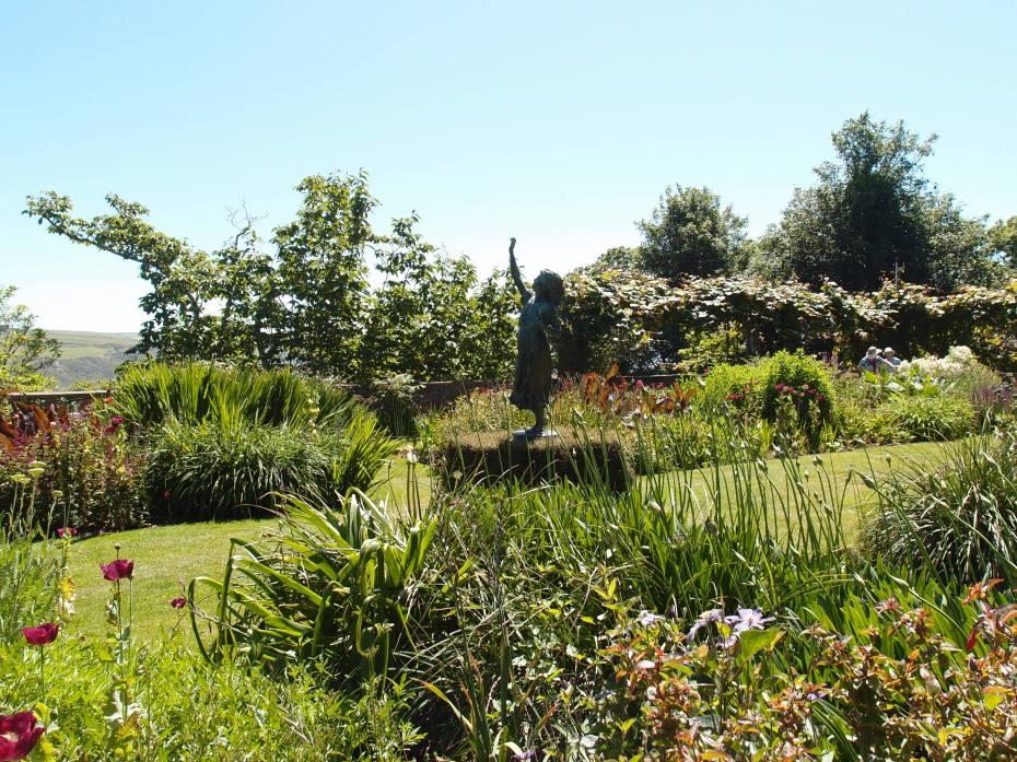 The Statue Garden