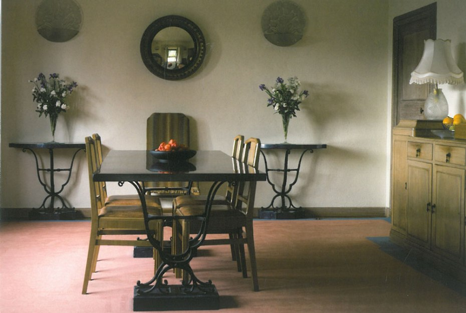 Dining Room. Image courtesy of the National Trust.
