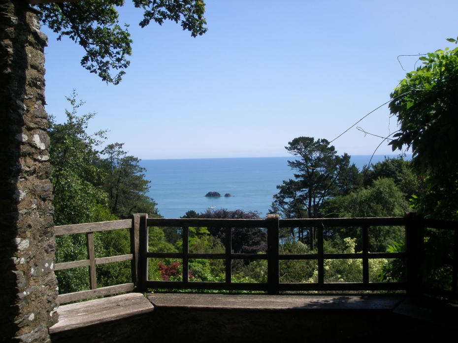 Ocean View, at the Gazebo
