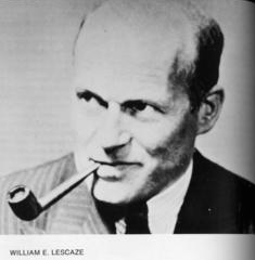 Swiss-American architect, William Lescaze ( born 1896, died 1969 )