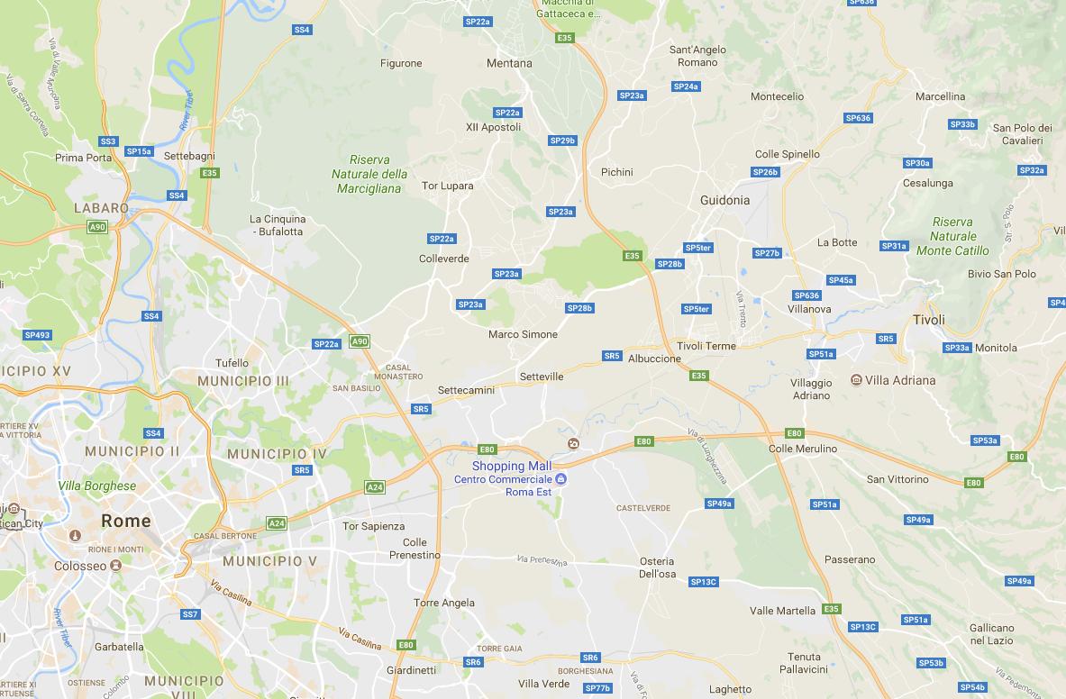 The Treasures of Tivoli Italy Part One Explorations of the